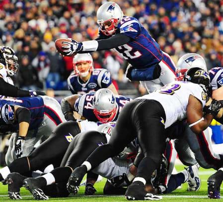SI's Classic New England Patriots Photos - 20 - Tom Brady
