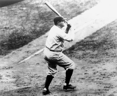 MLB's Most Memorable Home Runs - 1 - Babe Ruth