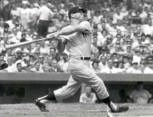 Back in Time: August 4 - 1 - Mickey Mantle