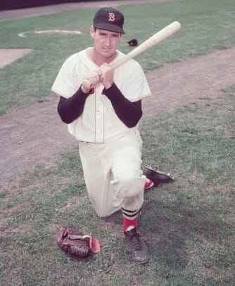 Back in Time: September 11 - 1 - Ted Williams