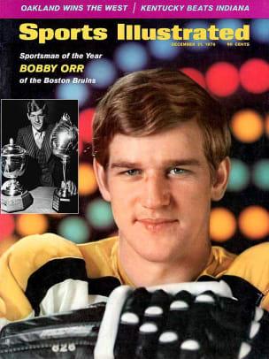 Notable NHL Award Winners - 1 - Bobby Orr