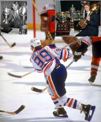 Notable NHL Award Winners - 2 - Wayne Gretzky