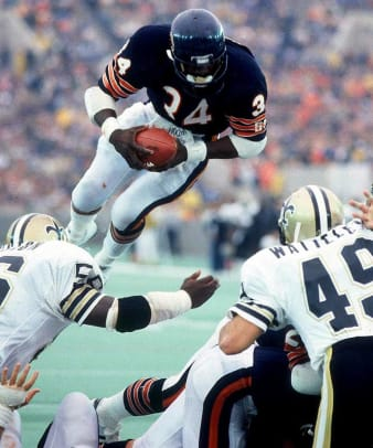 Back in Time: October 7 - 1 - Walter Payton