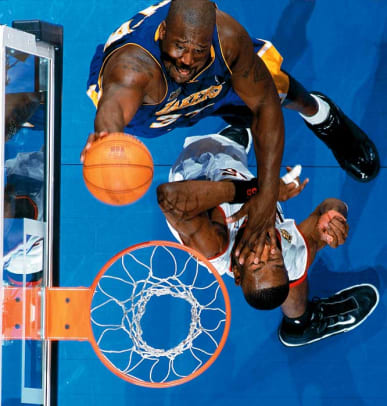 Most Dominant NBA Players By Decade - 6 - 2000s: