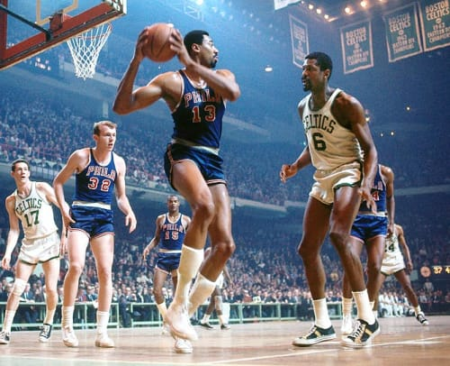 Most Dominant NBA Players By Decade - 2 - 1960s
