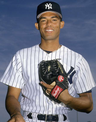 Rare Photos of Mariano Rivera - 1 - Mariano Rivera