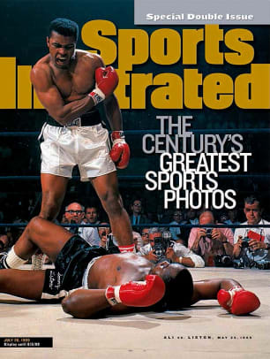 Back in Time: February 24 - 1 - Muhammad Ali defeats Sonny Liston