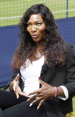 Return Of The Williams Sisters - 2 - Serena Williams