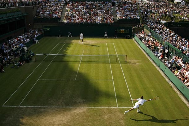 Top 10 Wimbledon Moments - 1 - The Longest Match Ever