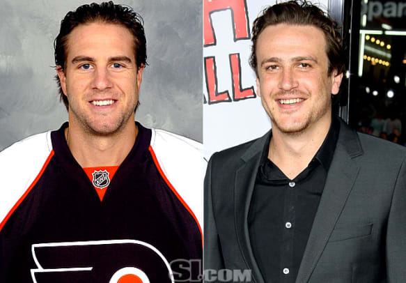 NHL Playoffs: Separated at Birth - 1 - Simon Gagne