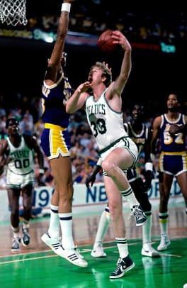 Best NBA Playoff Series - 2 - Celtics defeat Lakers