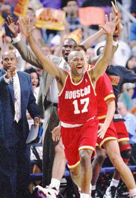 Best NBA Playoff Series - 25 - Rockets defeat Suns