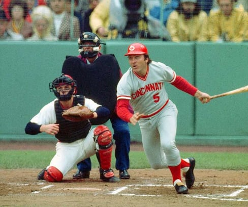 Back in Time: June 24 - 2 - Johnny Bench