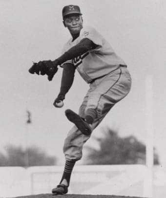 Back in Time: September 25 - 1 - Satchel Paige