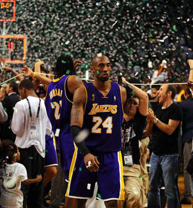 Kobe Bryant Through the Years - 12