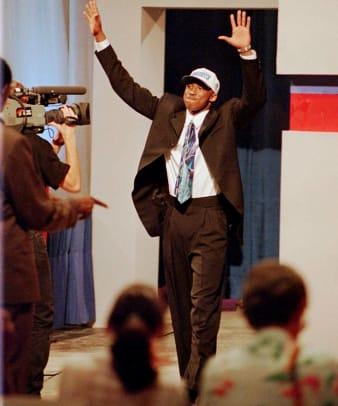 Kobe Bryant Through the Years - 2