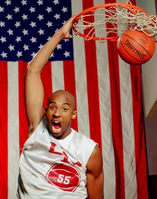 Kobe Bryant Through the Years - 1