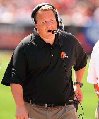 NFL's Worst Coach Hires Since '84 - 1 - Eric Mangini