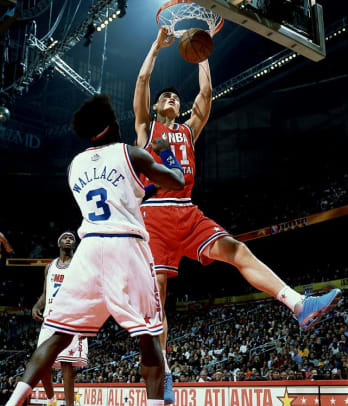 Notable NBA All-Star Rookies - 2 - Yao Ming