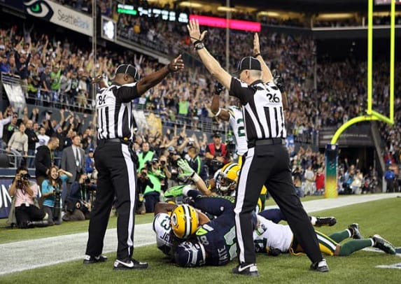 Most Controversial Endings in Sports - 1 - Packers-Seahawks