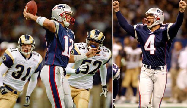 Super Bowls in the Big Easy - 1 - Super Bowl XXXVI (2002)
