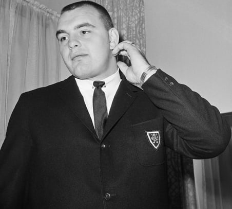 Historic Photos of the NFL Draft - 1 - Dick Butkus