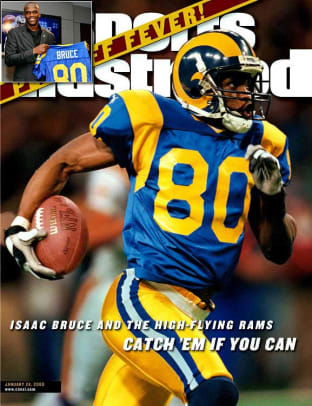 NFL's Sign-and-Retire Club - 1 - Isaac Bruce