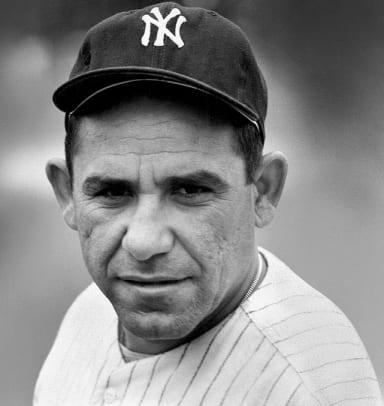 Wit and Wisdom of Baseball - 25 - Yogi Berra