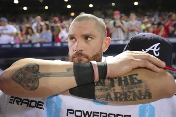 Life in the Dugout - 1 - Jonny Gomes