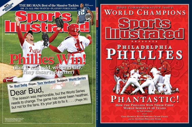 Famous Sports Breakthroughs - 17 - Phillies win the World Series (2008)