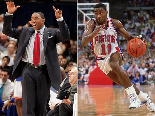 Good Players, Bad Personnel Men - 1 - Isiah Thomas