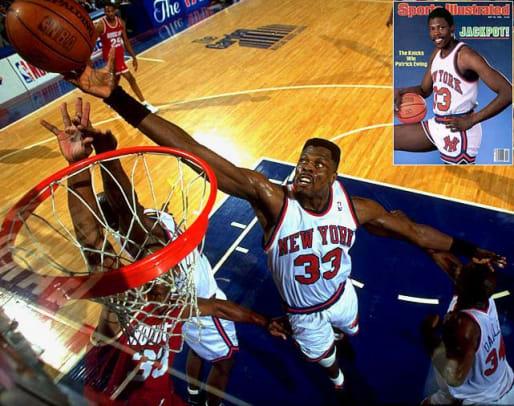 NBA's No. 1 Draft Picks in the Lottery Era - 1 - 1985: Patrick Ewing