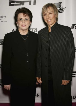 Back in Time: May 1 - 2 - Billie Jean King