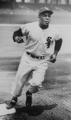 Back in Time: May 1 - 1 - Minnie Minoso