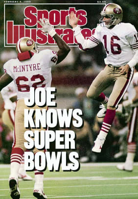 Best QB Performances in a Super Bowl - 10 - Joe Montana (XXIV)