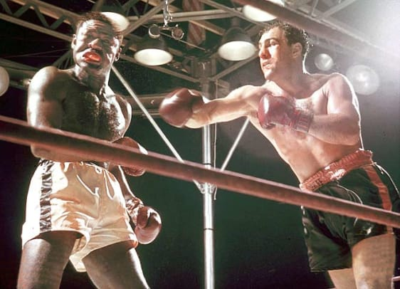 Back in Time: June 17 - 1 - Rocky Marciano and Ezzard Charles