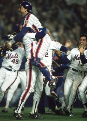 Back in Time: October 27 - 2 - New York Mets