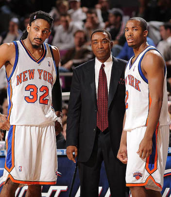 Strange Coaching Hires - 1 - Isiah Thomas