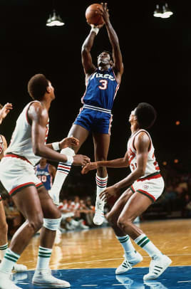 Worst NBA Teams - 1 - 1972-73 76ers