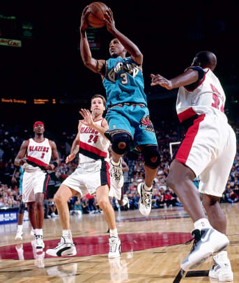 Worst NBA Teams - 8 - 1996-97 Grizzlies