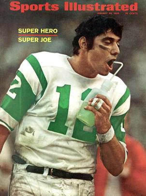 Sports Guarantees - 2 - Jets QB Joe Namath