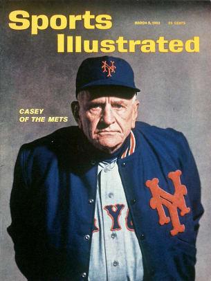 Iconic Mets Photos - 1 -  Casey Stengel