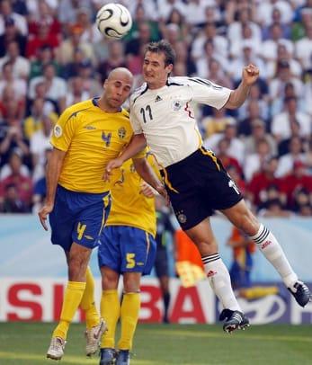 World Cup Golden Boot Winners - 18 - 2006