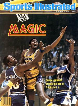 Top 30 NBA Picks by Draft Slot - 1 - Magic Johnson