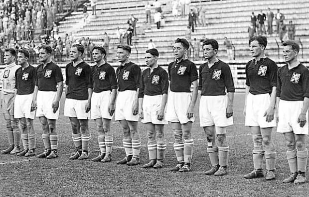 World Cup Golden Boot Winners - 2 - 1934