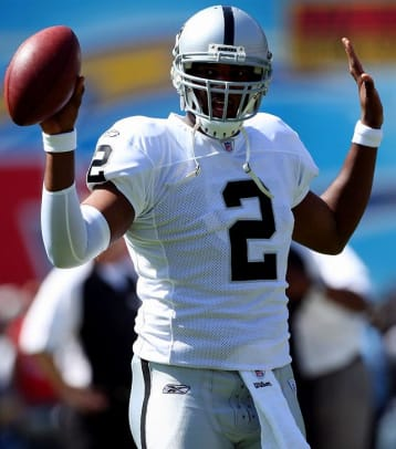 First-Round QB Picks Who Were Busts - 1 - JaMarcus Russell