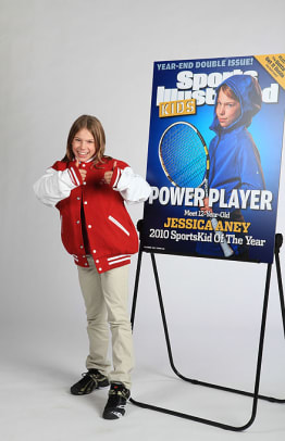 2010 SI Kids SportsKid of the Year: Jessica Aney - 1