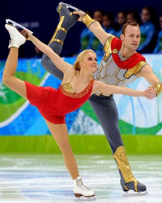Figure Skating Fashion - 1