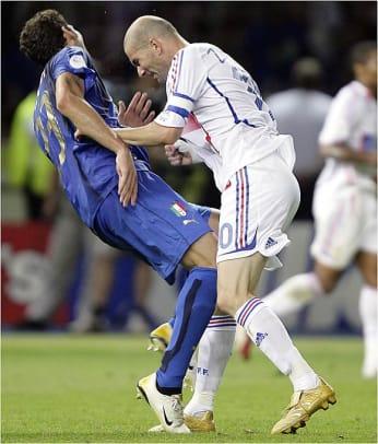 Memorable Meltdowns - 2 - Zinedine Zidane