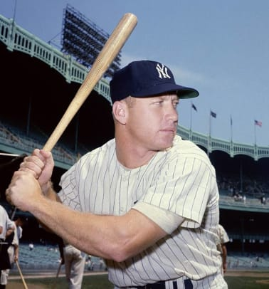 Back in Time: June 5 - 1 - Mickey Mantle